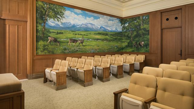 Calgary Ordinance Room