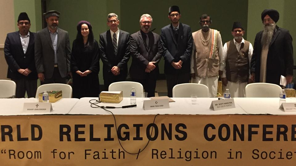 2016 BC World Religions Conference